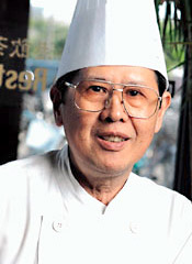 福萬年の創業者、林祥桃